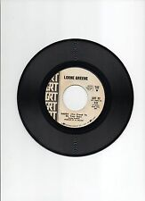 "LORNE GREENE 7"" 45rpm PROMO 1965 SINGLE GRT #32 DADDY IM PROUD TO BE YOUR SO"