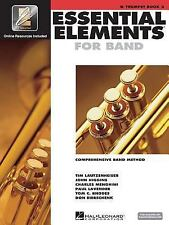 Essential Elements 2000 : Bb Trumpet (2000, Paperback)