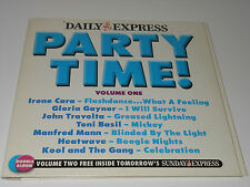 Daily Express Music CD - Party Time! - Volume 1