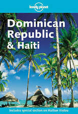 Acceptable, Dominican Republic and Haiti (Lonely Planet Country Guides), Connoll