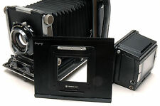 Mamiya 645 adapter For linhof sinar toyo horseman wista 4x5 camera  phase one