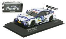 Minichamps BMW M4 DTM (F82) 'BMW Team RMG' DTM 2014 – Maxime Martin 1/43 Scale