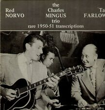 Red Norvo, Charles Mingus, Tal Farlow, Trio 1950-51 Discovery Sessions Vol.1 LP