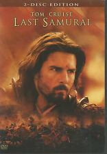 DVD - Last Samurai - 2-Disc Edition (Tom Cruise) / #2983