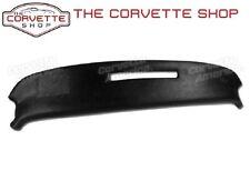 C3 Corvette Upper Dash Pad Black 1970-1976 400920
