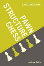 Pawn Structure Chess. By Andrew Soltis. NEW BOOK