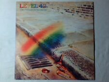 LEVEL 42 The pursuit of accidents lp ITALY