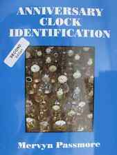 Anniversary Clock Identification, 400 day torsion book - Second Edition