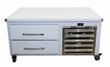 """Two Drawers Chef Base Equipment Stand Refrigerator 37"""""""