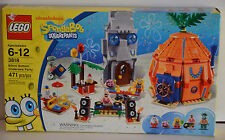 Retired LEGO Spongebob Squarepants Set 3818 Bikini Bottom Undersea Party