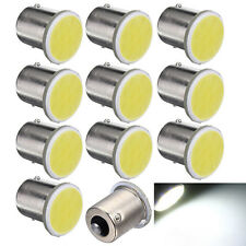 10pcs Cool White 1156 BA15S P21W 3W 1 COB LED Car Reverse Backup light Lamp Bulb