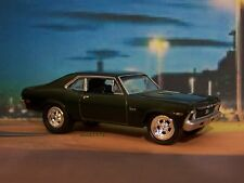 1969 69 CHEVY NOVA SS COLLECTIBLE 1/64 SCALE DIECAST MODEL DIORAMA OR DISPLAY