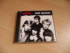 CD Nena - Die Band - 1991