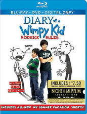 Diary of a Wimpy Kid: Rodrick Rules Blu Ray