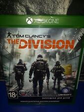 TOM CLANCY'S THE DIVISION XBOX ONE NEW / SEALED