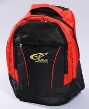 NEW SUBARU BLACK BACKPACK BAG flag banner impreza outback forester tribeca