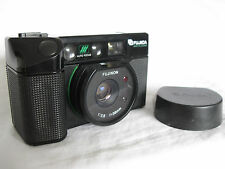 Tested Fujica DL-100 Fujinon 38mm f/2.8 Lens 35mm Point and Shoot Film Camera