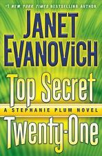 Stephanie Plum Ser.: Top Secret Twenty-One by Janet Evanovich (2014, Hardcover)-