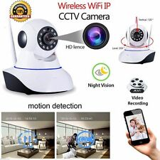 Wireless WiFi HD 720P IP Camera Home Security Network CCTV Night Vision System
