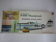 Vintage 1967 Hawk 212-200 REPUBLIC P-47D THUNDERBOLT 1/48 Plastic Model Kit
