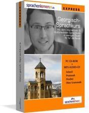 Sprachenlernen24.de Georgisch-Express-Sprachkurs. CD-ROM (2007)