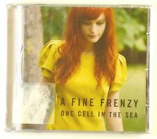CD - A Fine Frenzy - One Cell In The Sea - #A1703