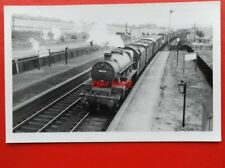 PHOTO  LMS CLASS 8F LOCO NO 42456 AT CHELTERN GREEN 13/7/65