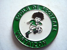 PINS RARE ECOLE DE FOOTBALL ENFANT Calcio VERTAIZON Auvergne FFF