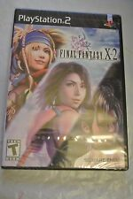 FINAL FANTASY X-2 (PlayStation 2) BRAND NEW in Original Factory Sealed Y Fold