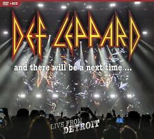 & There Will Be A Next Time: Live From Detroit - 3 DISC SET (2017, DVD New)