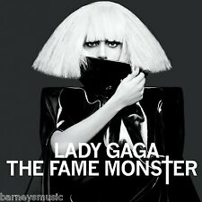 LADY GAGA ( NEW SEALED 2 CD SET ) THE FAME MONSTER ( POKER FACE / JUST DANCE )