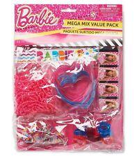 Barbie 48 piece Party Mega Mix Value Favor Pack - 395968