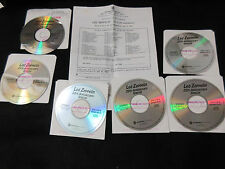 Led Zeppelin Silver Anniversary US Westwood One Six CD w Que Sheets Yardbirds