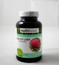 NUTRIWISE HEALTHY LIVER Silymarin Milk Thistle extract 250mg 苦薊草保肝 高单位 清肝解毒 应酬合适