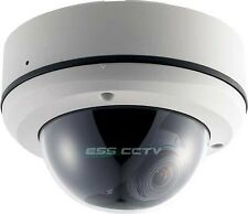 EYEMAX DT-624FV DOME SECURITY CAMERA 650 TVL WDR 3D-DNR 2.8~12mm ICR Day/Night