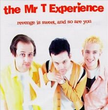 Revenge Is Sweet, and So Are You by The Mr. T Experience (CD, Sep-1997, Lookout)