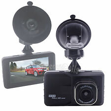"Full HD 3"" 1080P G-sensor LCD Car DVR Vehicle Camera Video Recorder Dash Cam"