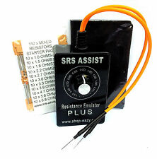 PROFESSIONAL SRS / AIRBAG TOOL FOR RESISTANCE FINDING & TROUBLESHOOTING SYSTEMS
