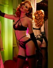 AGENT PROVOCATEUR ROBYN BRA AND BRIEF SET SIZE 36B MEDIUM 10-12 / AP3 BNWT