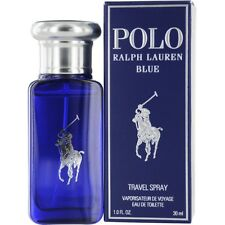 Polo Blue by Ralph Lauren EDT Spray 1 oz Travel Size