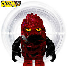 LEGO Power Miner Minifigures - Rock Monster Infernox (Trans-Red 8190) Minifigure