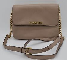 #H790 MICHAEL Michael Kors Bedford Double Gusset Crossbody $198