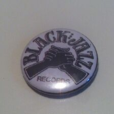 Black Jazz Records 25mm Pin Button Badge Walter Bishop Gene Russel Breaks Stax