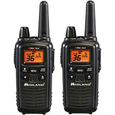 Midland Radio LXT600VP3 36 Channel GMRS NOAA Weather Alert Up to 26 Mile LXT600