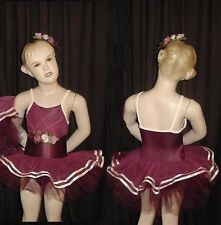 Precious Bloom Dance Costume Ballet Tutu and Flowers Child X-Small