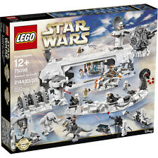 Lego 75098 Star Wars ataque sobre Hoth-Ultimate Collectors Series