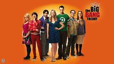 The Big Bang Theory cast 11x17 Poster Print Great for framing or autographs