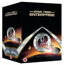 The Complete Star Trek Enterprise Full Journey DVD Collection 27 Disks Brand New