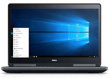DELL PRECISION M7710 i7-6820HQ 16GB 2TB 1080P M3000M BLUETOOTH BACKLIT WEBCAM 10