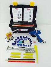 68pc PRO PDR SLIDE HAMMER & MINI-LIFTER KIT inc 28 Tabs - PDR TOOLS & DENT TOOLS